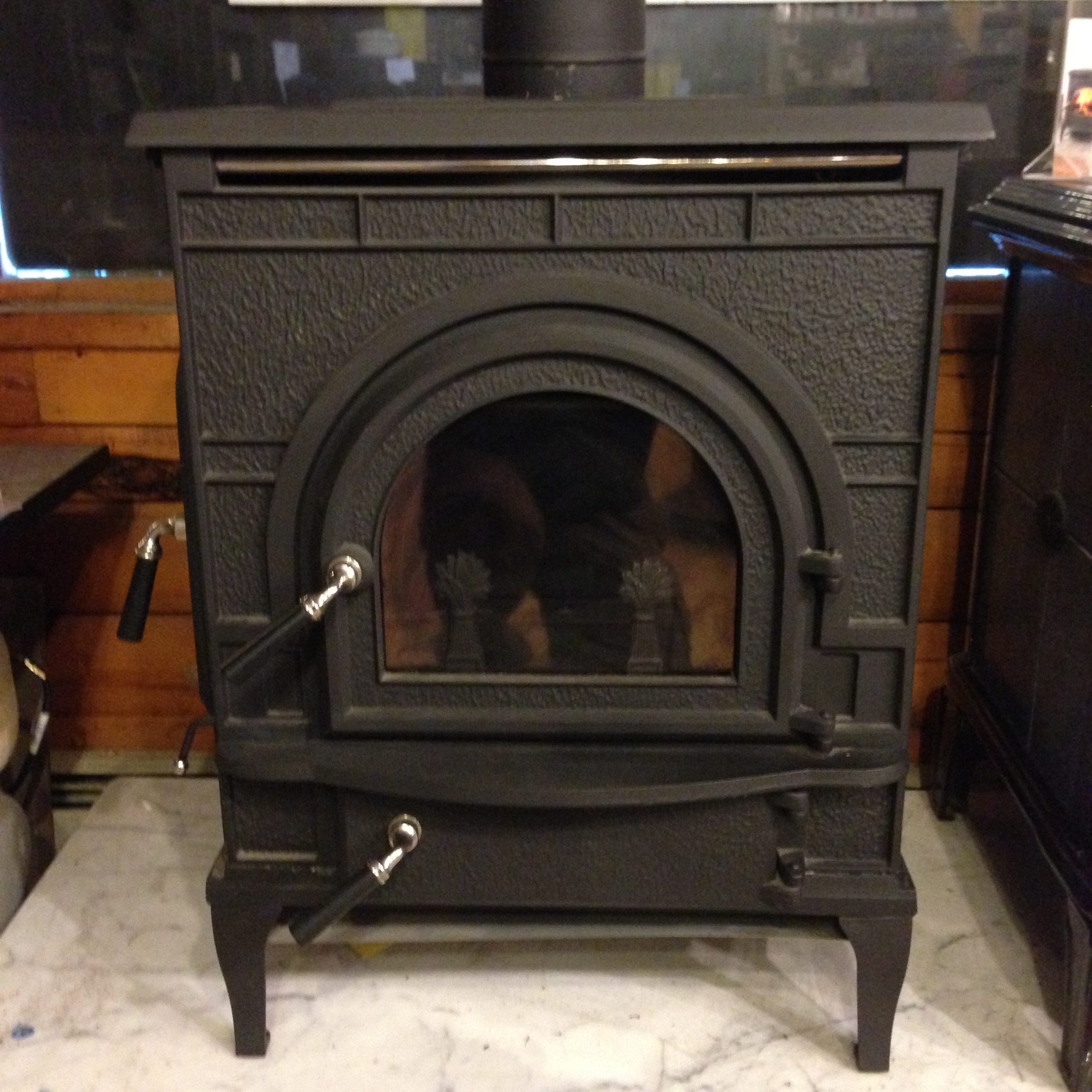 Dutchwest Small Catalytic Wood Stove - Display