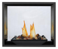 Napoleon High Definition HD81-1 Direct Vent Gas Fireplace