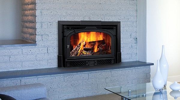Vermont Castings Montpelier Non Catalytic Wood Stove-Majolica Brown