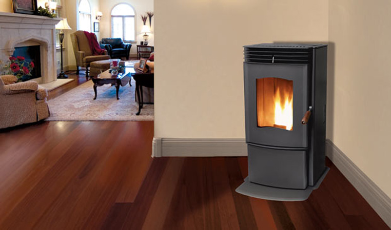 "Enviro ""THE MINI"" Pellet Freestanding Stove"