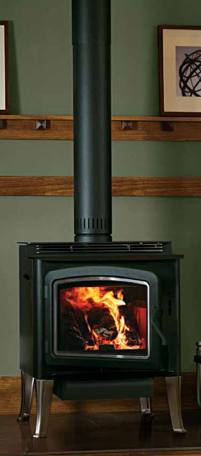 Ironstrike Grandview Wood Stove GV300
