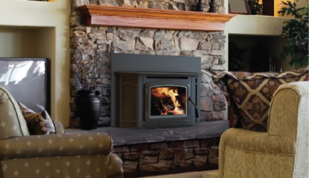 Cozy Cabin Stove & Fireplace Shop - Wood Fireplace Inserts